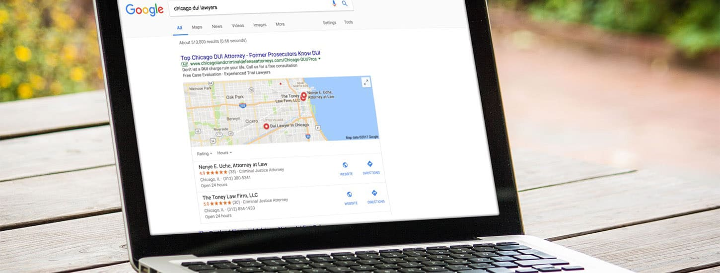 How Your Business Can Dominate Page One of Google