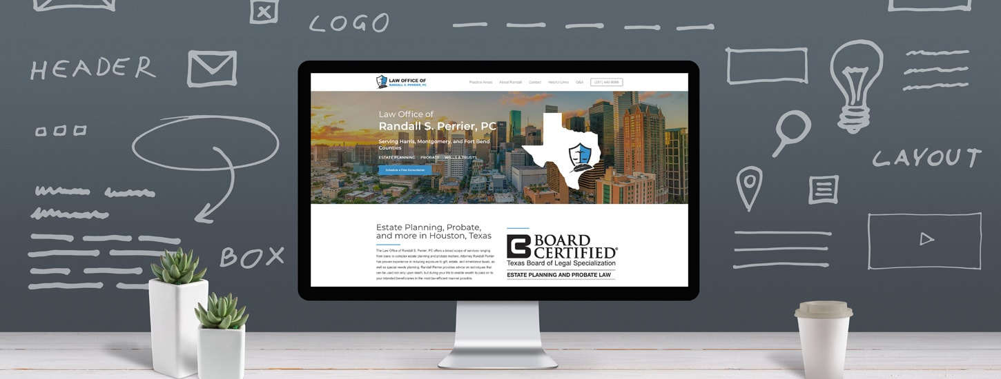 Law Firm Web Design: 4 Elements to a Great Attorney Website