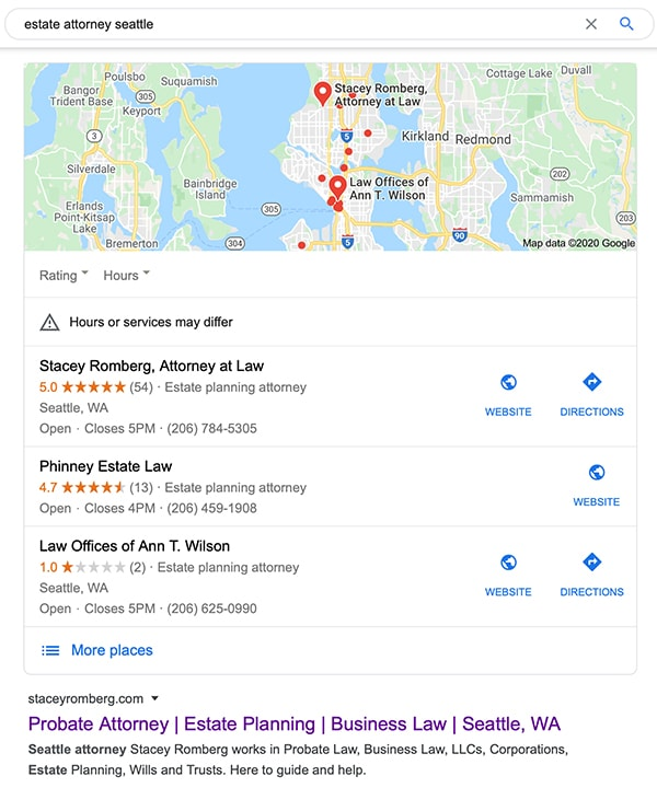 seattle-attorney-search-engine-results-page
