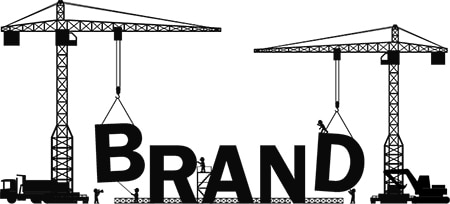 Content creation to improve branding