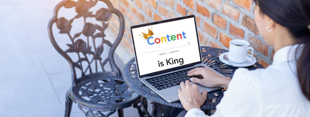 Content for attorney and law firm websites