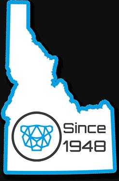 HVAC logo example