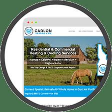 HVAC websites